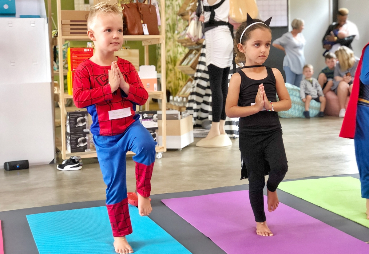 Yoga for Kiddies | Where & Why